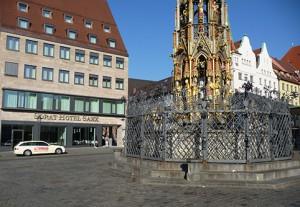Quelle: Sorat Saxx Hotel Nürnberg